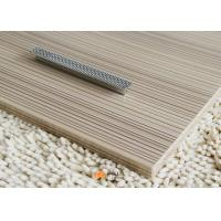 Contemporary Acid / Alkali Resistance Wood Grain MDF Board 4 x 8 For Furniture Manufactures