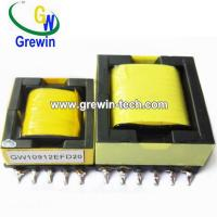 China EFD20 EFD25 EFD30 Type PCB Power High Frequency Audio Transformer on sale