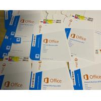 China Online Activition Microsoft Office Packages 2013 Home And Business Box Download on sale