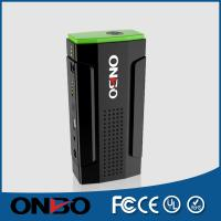 China ONBO 13600mah 12v battery pack headphone bluetooth charger jump starter power bank car battery booster on sale