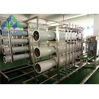 High Efficiency Saltwater To Freshwater Machine Swro Plant Modular System Design Manufactures