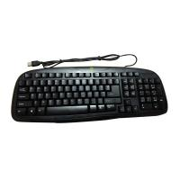 Anti Static Keyboard ESD Office Supplies USB Port Or PS 2 Port Compatible Manufactures