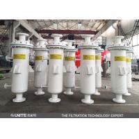 High Precision Cartridge Filter Housing for Gas Filtration Manufactures