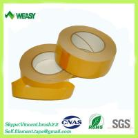 Buy cheap Hot melt double side tissue tape from wholesalers
