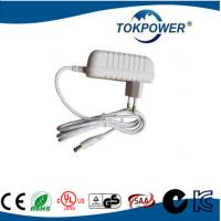 CE Medical White Power Adapter Wall 12W Power Supply for Water purifier / LED Manufactures