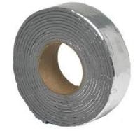 Single Sided Aluminum Foil Duct Tape For Industrial Sealing / Seaming Manufactures
