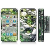 Forest Branch Pattern Cell Phone Colored Protective Film For IPhone4/4s Skin Manufactures
