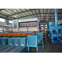 Automatic Paper Pulp Molding Machine , Egg Tray Production Line Manufactures