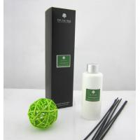 120ml Glass Home Fragrance Reed Diffuser, Reed Scent Diffuser with Aluminum Cap TS-RD35 Manufactures