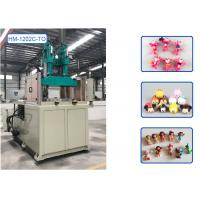 China 24 Cavities Multi Color Injection Molding Machine For Plastic Toys Figurine on sale