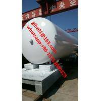 10m3 liquid oxygen tank cryogenic storage pressure tank for sale Manufactures