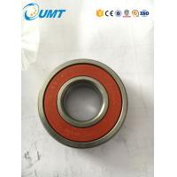C3 Z3 V3 Single Row Deep Groove Ball Bearing 6204 LLU CM / 2ASU1 For Seed Transmissions Manufactures