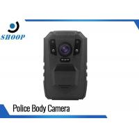 Wireless Police Wearing Body Cameras 3200mAh Battery Capacity With GPS Laser Manufactures