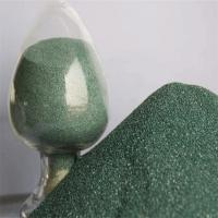 China Green silicon carbide abrasive price China factory supplier on sale