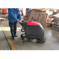 Hand Push Commercial Floor Cleaning Equipment Dryer Not For Carpet Manufactures