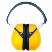 China Safety Ear Muff with Foldable Headband on sale