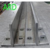 T45/ A,  T50/ A elevator guide rail/ cold drawn guide rail/ escalator/ lift Manufactures