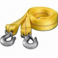 Heavy-duty recovery straps, available in all size up to 300,000lbs or more Manufactures