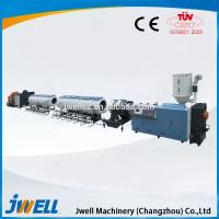 China Jwell PP Super Silent Water Drainage Pipe Extrusion Line on sale