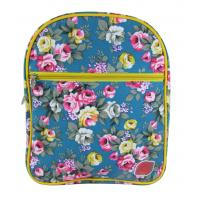 Skyblue Girls Fashion Bags Flower Print Womens Backpacks School Bookbag Manufactures