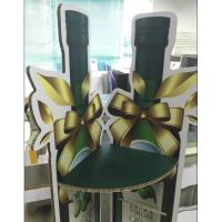 China Carton Corrugated paper display digital cutter table machine on sale