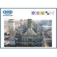 Coal Fired Utility Industrial Hot Water Boiler High Pressure Anti Shock ISO Standard Manufactures