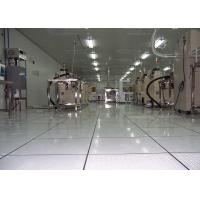 Solid Aluminum Light Weight Raised Access Floor System With PVC Or HPL Finish Manufactures