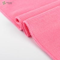 Lint free,Cleanroom compliant protective anti static esd microfiber cleaning cloth Manufactures