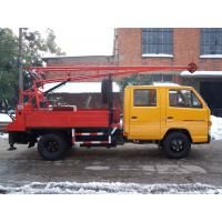 Prospecting Mineral Portable Drilling Rigs Hydraulic , Rotary Drilling Rig Manufactures