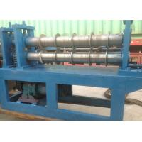 0.3mm - 3mm Accessory Equipment Galvanized Color Steel Coil Slitting And Cut To Length Machine Manufactures