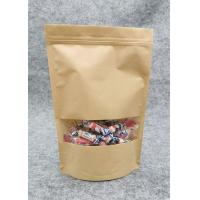 Candy Snacks Stand Up Pouch Packaging   / Biodegradable Stand Up Pouches Manufactures
