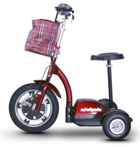 E-Wheels EW-18 STAND-N-RIDE 350w Electric Mobility Seg Scooter