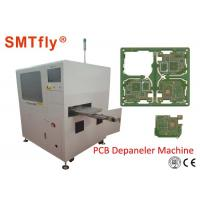 6000RPM PCB Depaneling Router Machine 60m / Min Airspeed With 1 Year Warranty Manufactures