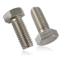 China M8 - M52 DIN 961 Hex Nut Bolt Duplex Steel Fasteners For Energy Industry on sale