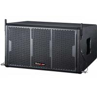 China Compact Active Line Array System With Four 5 Inch Neodymium Magnetic Woofers on sale