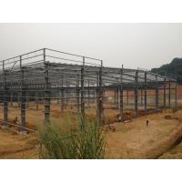 High Quality /Good Price Building Steel Frame For Industrial Workshops/Storage Manufactures