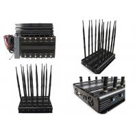 12 Bands Cell Phone Signal Jammer Manufactures