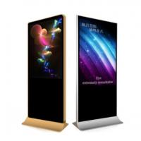 IP65 Waterproof Outdoor LCD Video Wall Digital Signage Kiosk Touch Screen 49 Inch Free Standing Manufactures