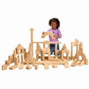 Building Block Wooden, for Big Classroom Manufactures