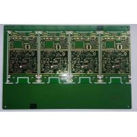 Copper RF Custom PCB Boards Prototyping Service with Single Sided Manufactures