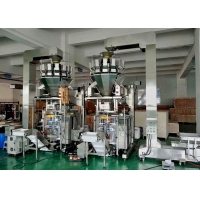 China Sugar Flour Pasta Pillow Pack Vertical Form Fill Seal Packaging Machine on sale