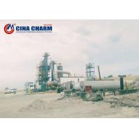 China XAP120 316kw Mobile Asphalt Mixing Plant For Building Expressways on sale