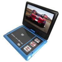 Blue, Red, Black, Yellow Portable Cars Dvd Players With Rechargeable Lithium Battery, Tv / Fm Radio Manufactures