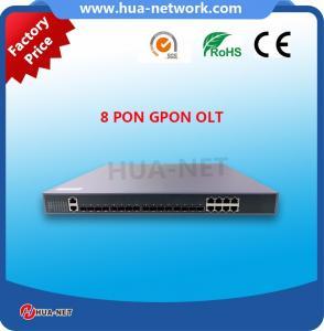 1U 8PON 16 PON GPON EPON fiberhome olt sfp Manufactures