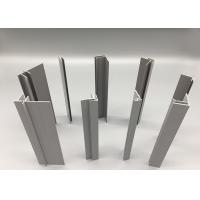 Shinning Painted Powder Coated Aluminum Extrusions Oxidation Resistance Manufactures