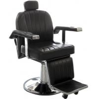 Beauty salon FURNITURE antique barber chair with hydraulic system;Wonderful barber chair with stainless steel armrest Manufactures