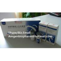 China 100iu / box rHGH Recombinant Human Growth Hormone for Injection , Hgh Muscle Gain on sale