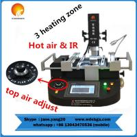 Cheap Price Bga Rework hot air station WDS-4860 Three Temperature Zones manual BGA Rework Manufactures