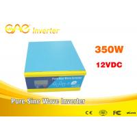 Solar Inverter Online 12v dc 220v ac 350w  pure sine wave solar inverter with  AC charger Manufactures