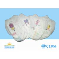 Eco Friendly B Grade Diapers , Reject Custom Made Nappies Free Sample Manufactures
